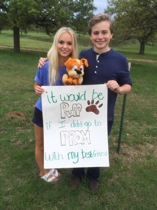 Promposals! - The Black Cow   Cute Ways To Ask Someone To ...