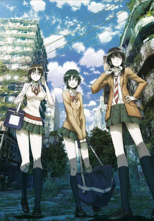Coppelion à regarder sur Anime Digital Network Phantasy