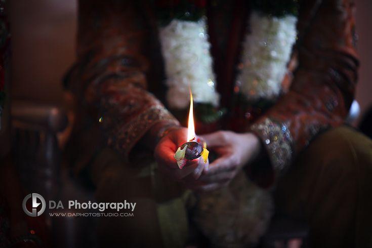 Hindu Wedding Ceremony Tradition - DA Photography