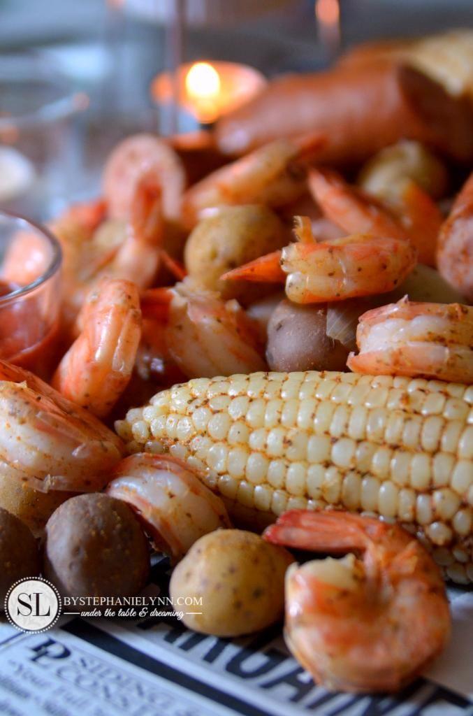 Easy Shrimp Boil Recipe
