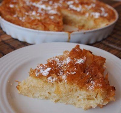 Ένα πεντανόστιμο και εύκολο σιροπιαστό γλυκό. Γλυκιά πατσαβουρόπιτα. Μια συνταγή για ένα υπέροχο γλύκισμα για όλη την οικογένεια και για όλες τις ώρες. 1 π