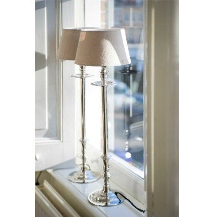 Lampbase L'Hotel - Lampen & Lampenkappen   Rivièra Maison