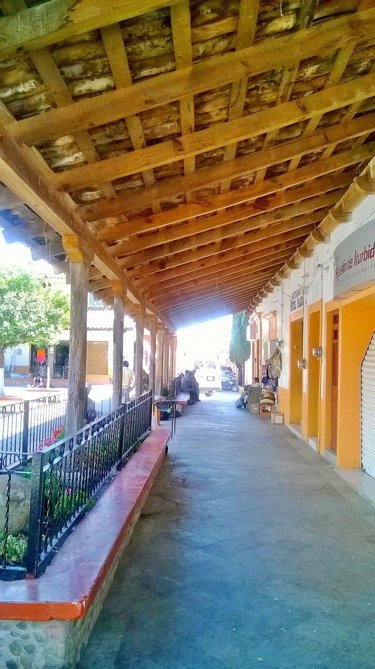 Portal en Atenguillo, Jalisco, México