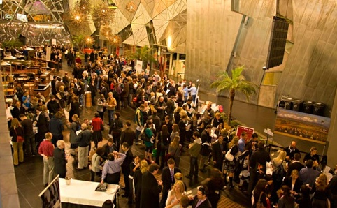 Things to do in Melbourne: The Fed Square Wine Showcase - June 6 & 7