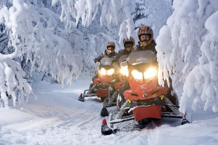 snowmobiling #whywelovewinter
