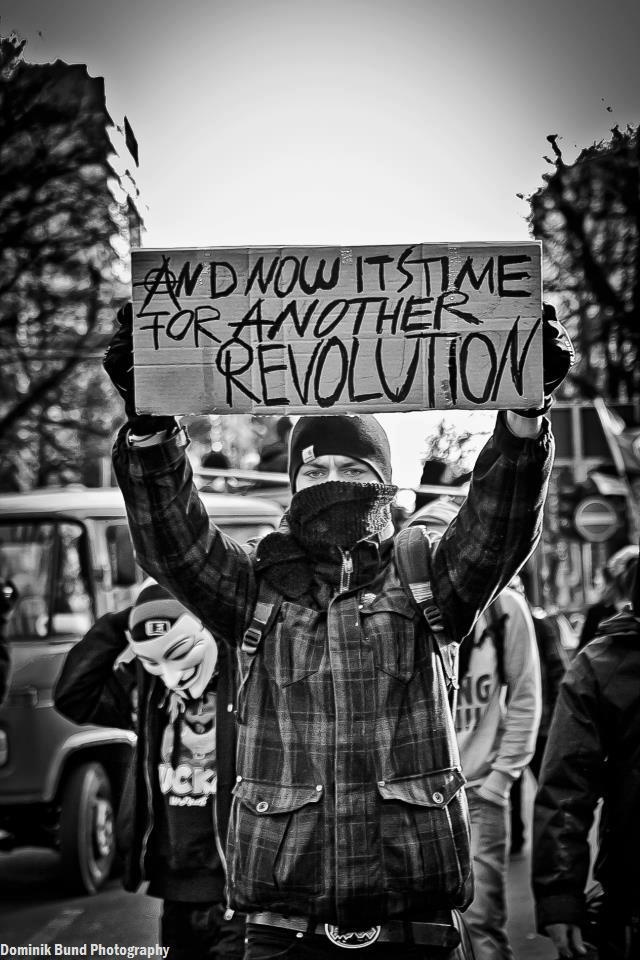 And now it's time for another Revolution