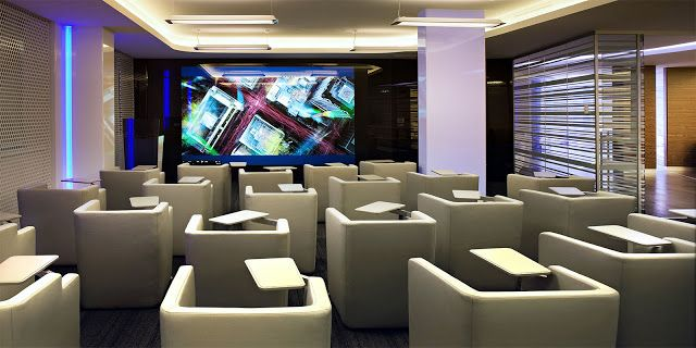 Light architecture ibm software executive briefing center for Office interior design software