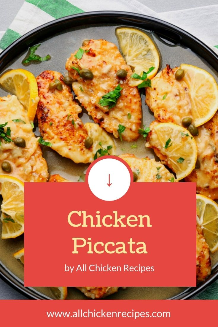 Chicken Piccata Recipe Chicken Piccata Chicken Picata Recipe Piccata