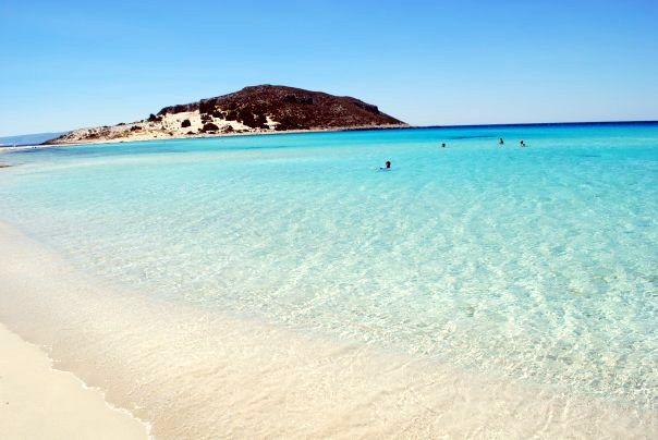 Crystal Blue - Simos Beach - Elafonisos
