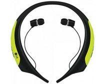 LG Tone Active Bluetooth fejhallgató, Sztereó, Lime (OLG-HBS-850-LM)