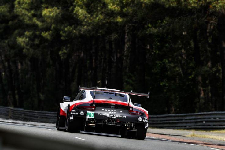 Porsche 911 RSR 2017 (Le Mans Spec)