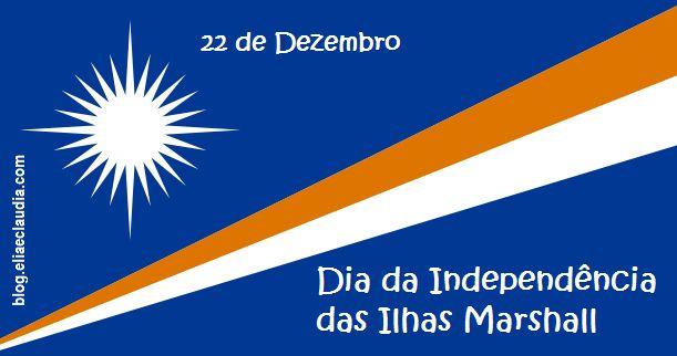 22 de Dezembro - Dia da independência da Ilhas Marshall