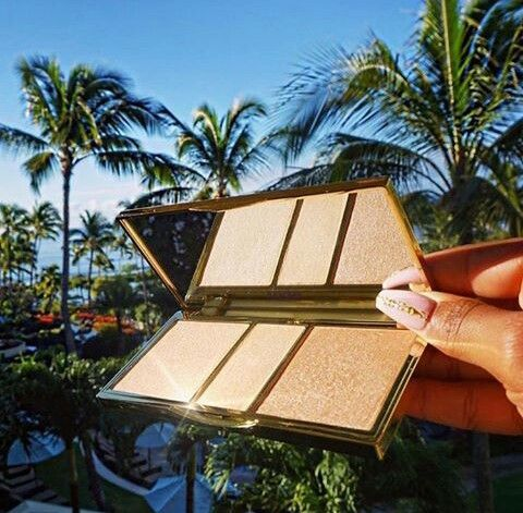 New Tarte Highlight Palette