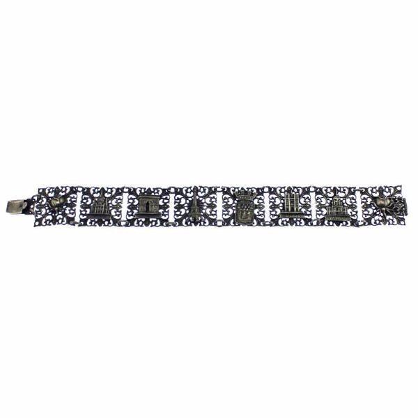 Vintage Paris Souvenir Bracelet