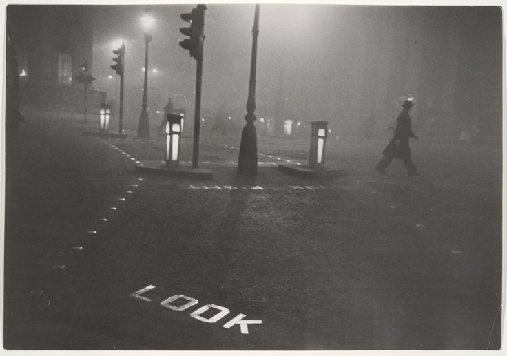 London, 1952  Robert Frank