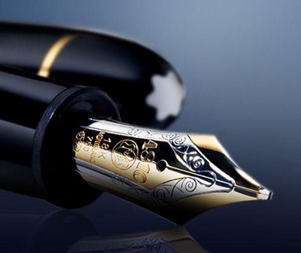 mont blanc stylo plume pas cher