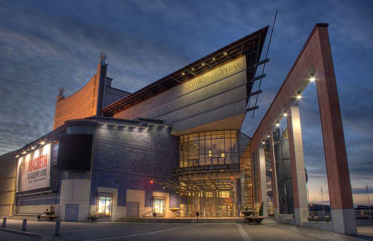 GoteborgsOperan, Göteborg
