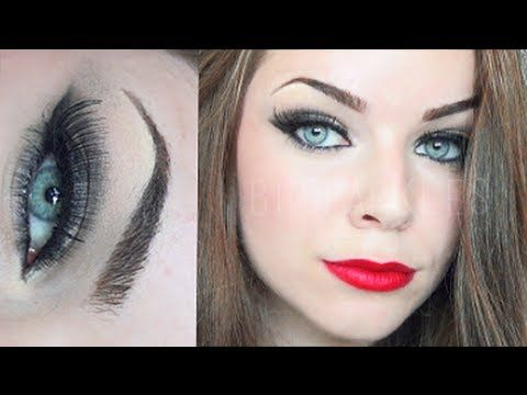 Dramatic Night Out Make up | BIISPARKLES