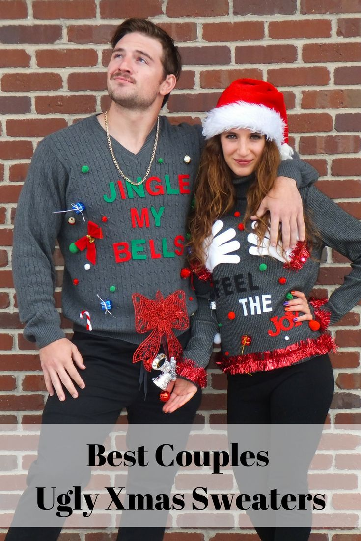 Best 25  Couples christmas sweaters ideas on Pinterest | Couples ...