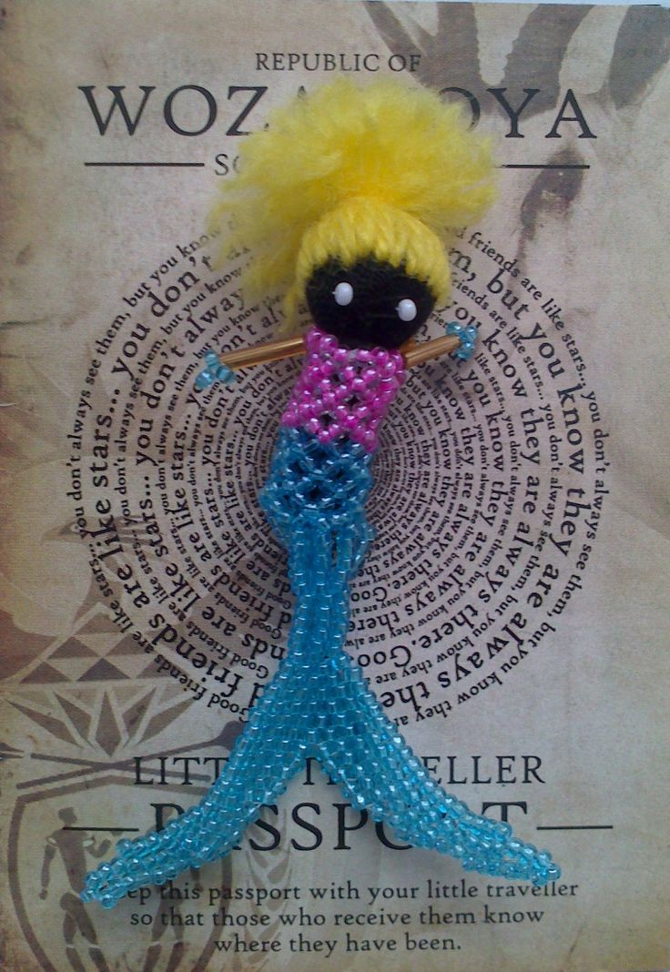 Little Traveller Mermaid- Nobuhle designed these and brought them in, these are incredibly beautiful African mermaids. Here we were in the Valley of a 1000 hills and suddenly we had mermaids by the dozen.