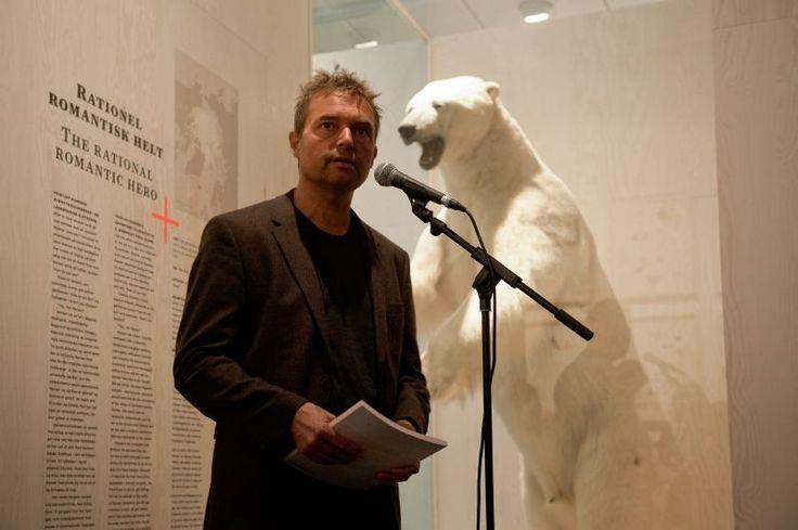 ARCTIC press opening. Photo: Kim Hansen #Arctic #arktis #louisianamuseum