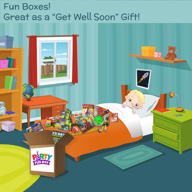 Fun Boxes! | Party Fun Box
