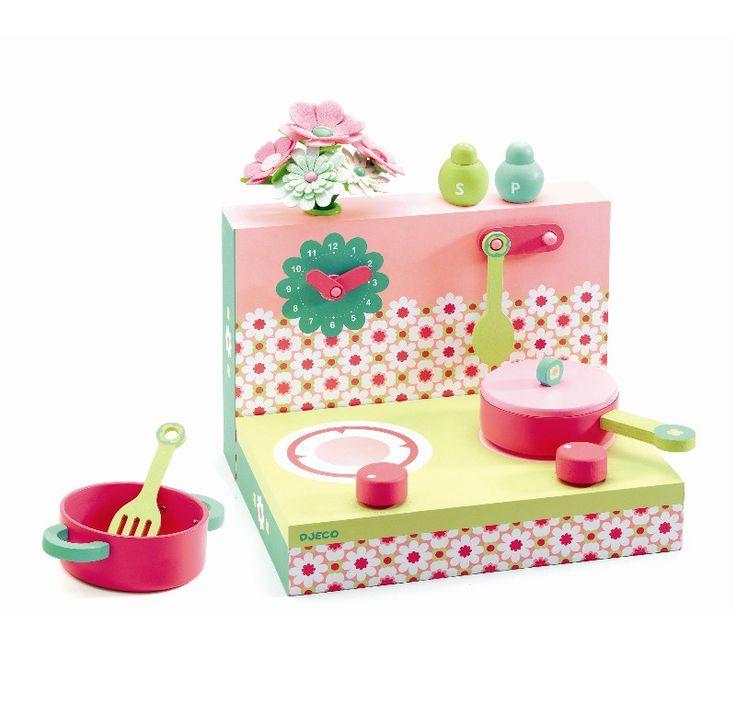 Djeco kogeplade i pastelfarver - Designbutik #djeco#legetøj#børneværelse