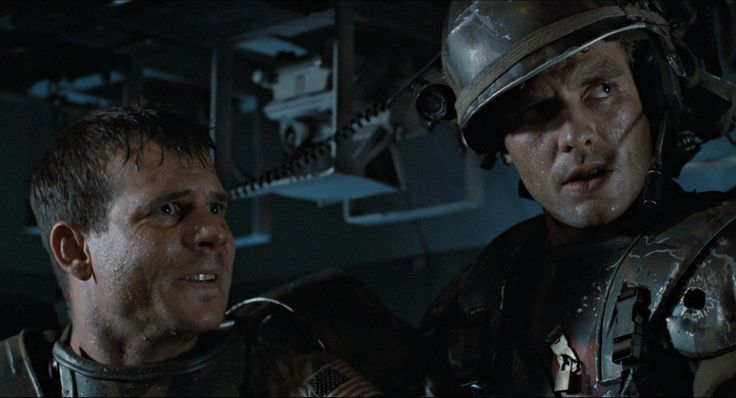 Fuckin' A! Bill Paxton as Hudson in #Aliens (1986)