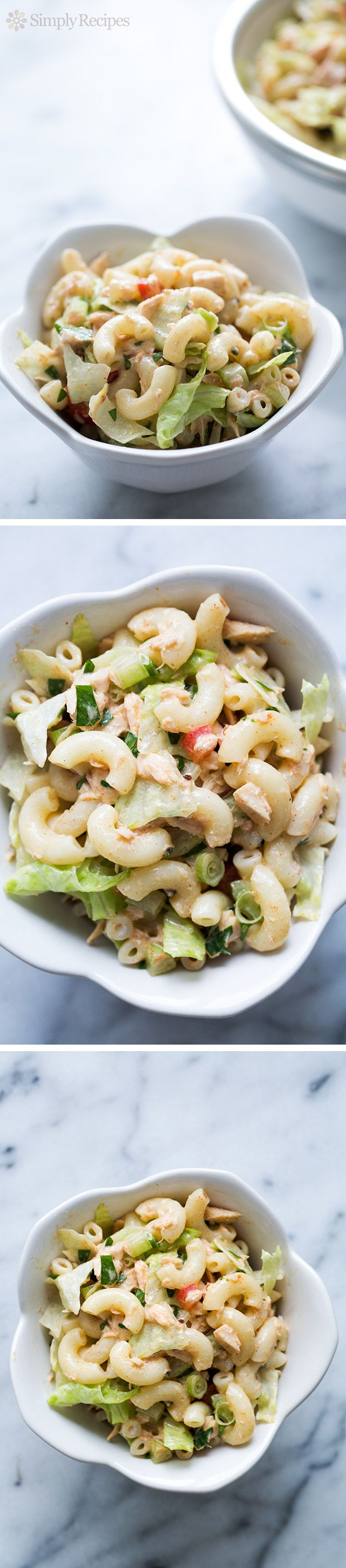 Best 25 macaroni salad with tuna ideas on pinterest for Macaroni salad with tuna fish