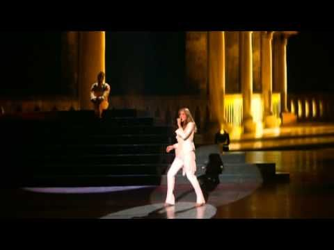 Céline Dion performing Because You Loved Me...Dedicated to Daddy    http://youtu.be/JDcuRgk-JEI