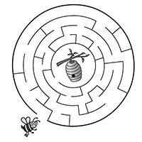 Kiddoland: Labirynt Pszczoła