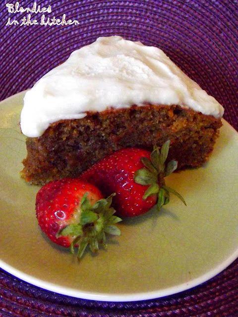 Blondies in the kitchen: Amarantusowe ciasto marchewkowe (dodac jeszcze orzechy wloskie)