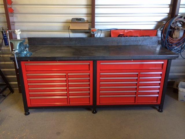 Garage Work Bench Workshop