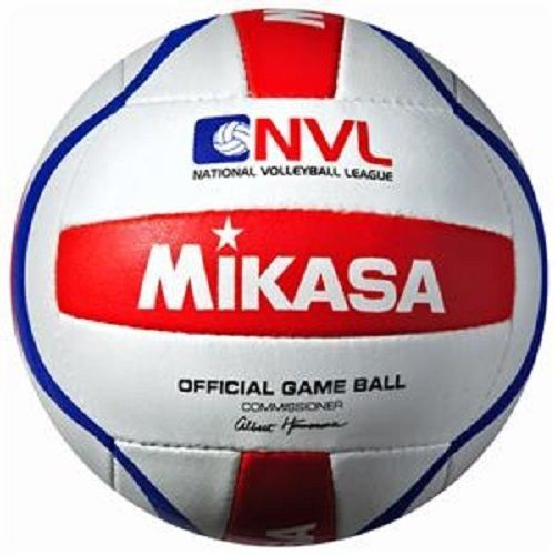 Volleyballs 159132: Mikasa Nvl-Pro Professional Beach Official Tour Volleyball Nvl Game Ball BUY IT NOW ONLY: $34.5