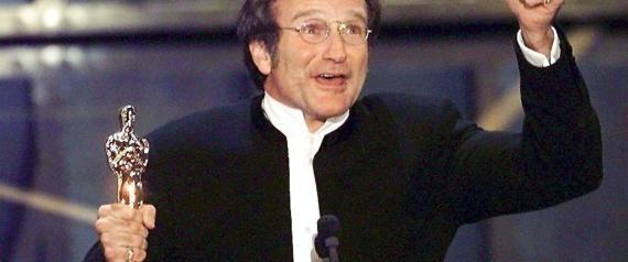 Robin Williams GOOD WILL HUNTING 1998 Oscar Speech