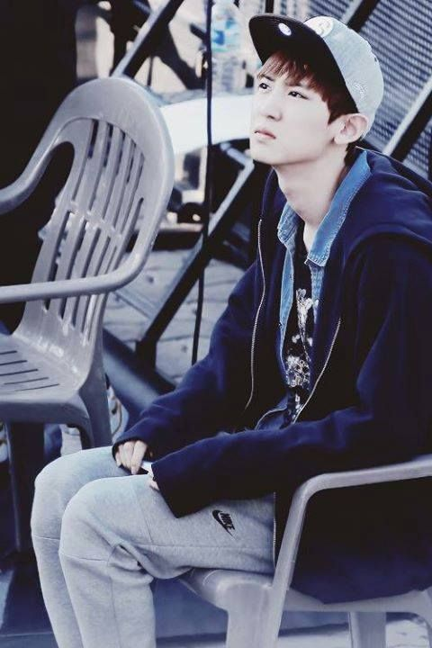 Park Chanyeol from EXO
