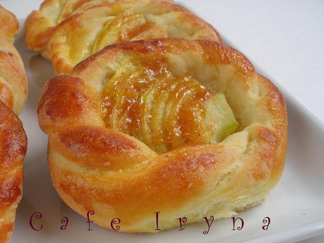 Сafe Iryna: Яблочные гнезда.