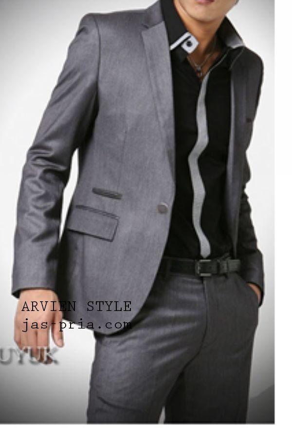 rekomendasi toko pakaian online dengan pengalaman dalam menjahit jas pria modern dari kota solo yang murah dan berkualitas