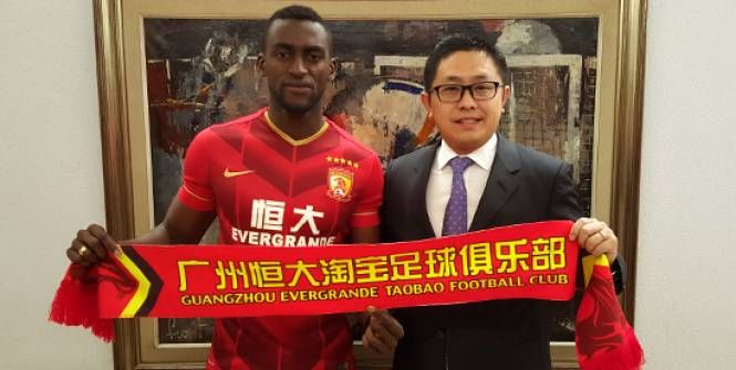 Selon l'Observatoire du football, Jackson Martinez, l'attaquant colombien transféré de l'Atlético de Madrid au Guangzhou Evergrande pour 42 millions d'euros lors du mercato hivernal a été sur-payé.