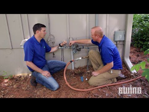 How to Winterize a Sprinkler System - Blow Out Method - YouTube