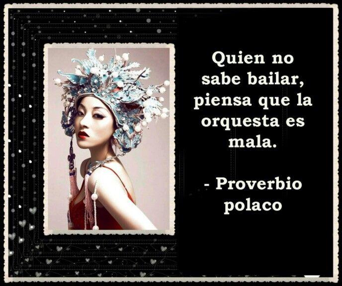 Proverbio Polaco