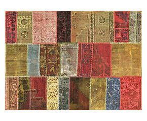 Tappeto in tessuto rasato con stampa digitale Shahdi - 65x120 cm