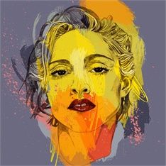 Matthew Hollings - Madonna