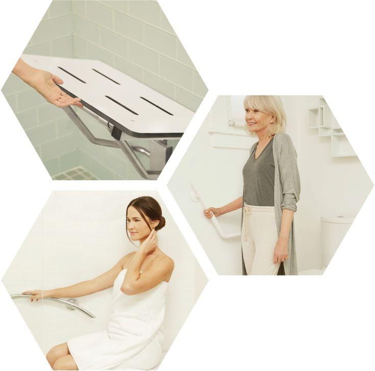 Premium ADA-Compliant Bathroom Accessories - Seachrome ...
