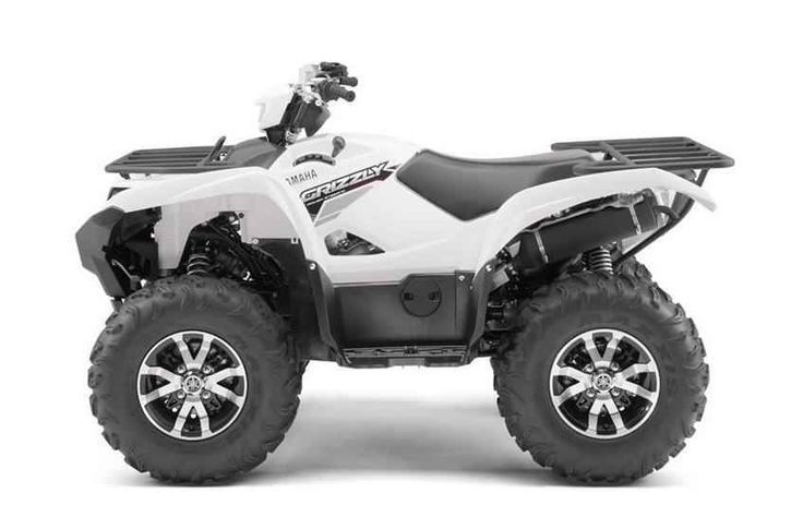New 2017 Yamaha Grizzly EPS w/Aluminum Wheels ATVs For Sale in South Dakota. 2017 YAMAHA Grizzly EPS w/Aluminum Wheels, Grizzly EPS is the best-selling big-bore utility ATV ready to tackle tough trails with superior style and comfort.