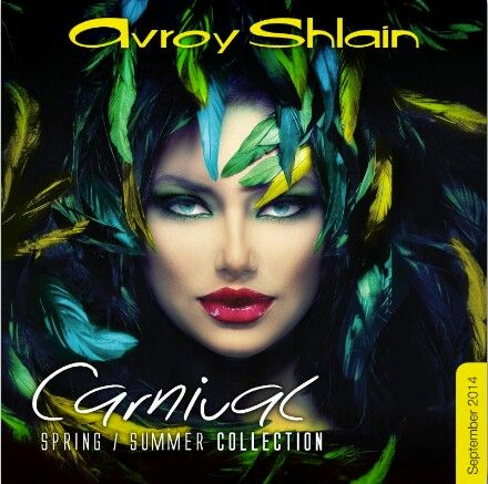 Avroy Shlain new spring colour range