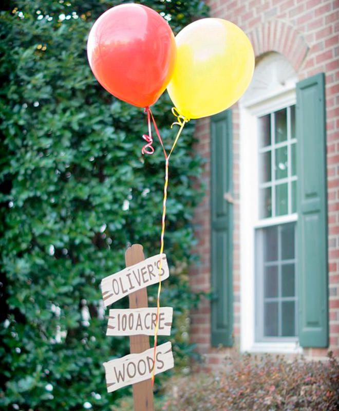 15 essentials for a magical Winnie the Pooh party | Mum's Grapevine