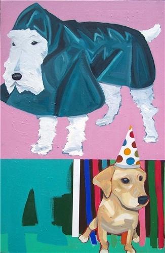 Darren Nixon, Two Lucky Dogs, 2009