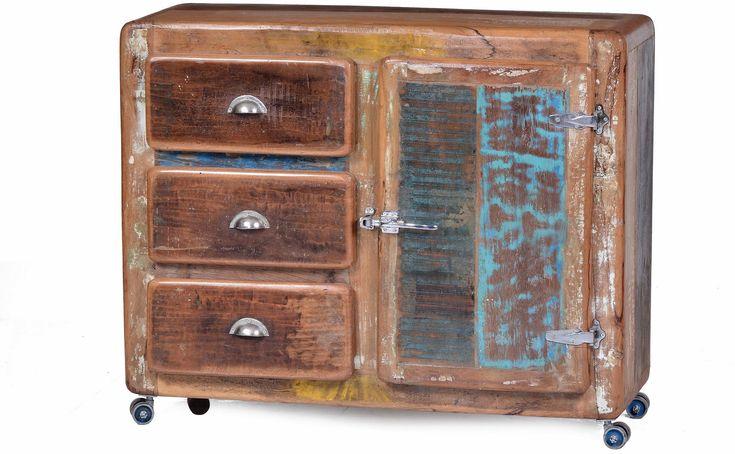 SIT Kommode braun, »Fridge«, FSC®-zertifiziert, SIT-Möbel Jetzt bestellen unter: https://moebel.ladendirekt.de/wohnzimmer/schraenke/kommoden/?uid=7a4eadc7-c204-5b5c-b2a8-a2a4401db04a&utm_source=pinterest&utm_medium=pin&utm_campaign=boards