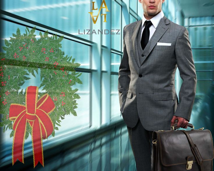 This timeless and stylish briefcase is perfect for the professional